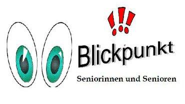 """Logo des Newsletters """"Blickpunkt"""""""