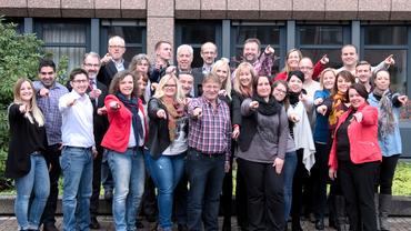 Die Kandidatinnen und Kandidaten zum Bezirkspersonalrat der BA Rheinland-Pfalz - Saarland