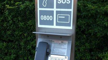 Öffentliches Telefon