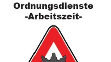 Logo Flyer Ordnungsdienste NRW
