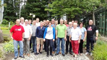 Teilnehmer am Seminar Beamtenrecht