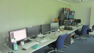 Arbeitsplatz im NDR, Lokstedt