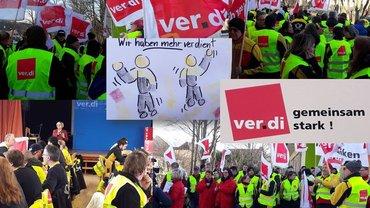 Warnstreik Kaiserslautern