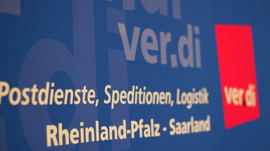 Postdienste, Speditionen und Logistik, Rheinland-Pfalz, Saarland