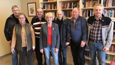 Neuer Seniorenvorstand in Bremerhaven