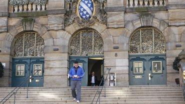 Pforte des Rathaus Kassel