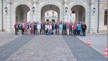 Bezirksseniorenausschuss: Fahrt nach Ludwigsburg