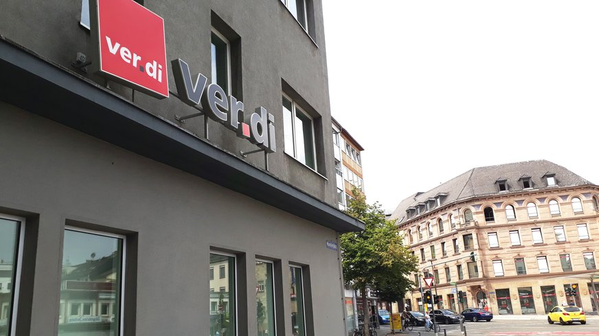 ver.di Münsterplatz Mainz