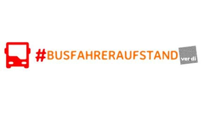 Logo des Busfahreraufstands