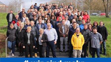 Vertrauensleute zur Europawahl 2019, wir sind mehr