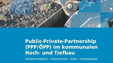 Broschüre PPP/ÖPP