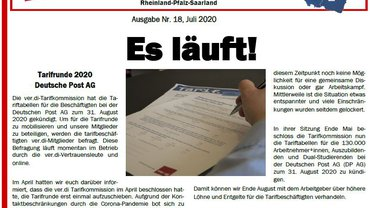 PSL-Aktuell, Ausgabe 18