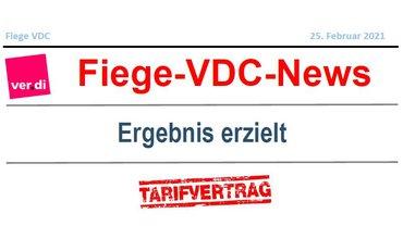 Tarifergebnis Fiege VDC