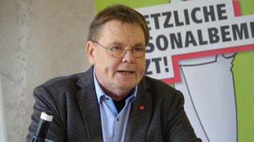 Michael Quetting, ver.di-Pflegebeauftragter